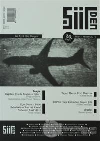 Şiirden İki Aylık Şiir Dergisi Sayı: 10