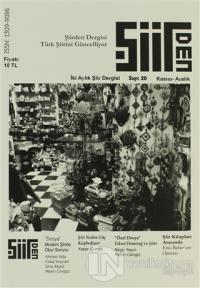 Şiirden İki Aylık Şiir Dergisi Sayı: 20