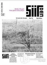 Şiirden İki Aylık Şiir Dergisi Sayı: 22