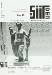 Şiirden İki Aylık Şiir Dergisi Sayı: 23