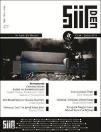Şiirden İki Aylık Şiir Dergisi - Sayı: 3 - Ocak - Şubat 2011
