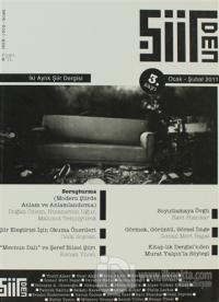 Şiirden İki Aylık Şiir Dergisi Sayı: 3