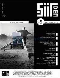 Şiirden İki Aylık Şiir Dergisi - Sayı: 4 - Mart - Nisan 20
