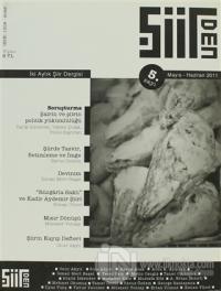 Şiirden İki Aylık Şiir Dergisi Sayı: 5