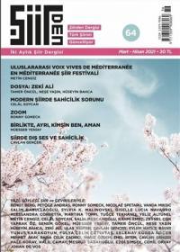 Şiirden İki Aylık Şiir Dergisi Sayı: 64 Mart-Nisan 2021