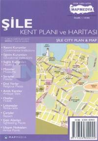 Şile Kent Planı ve Haritası