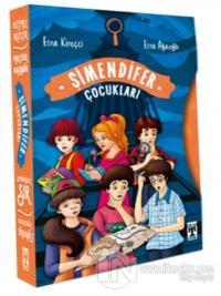 Şimendifer Çocukları Set 1 (4 Kitap) Esra Ağaoğlu
