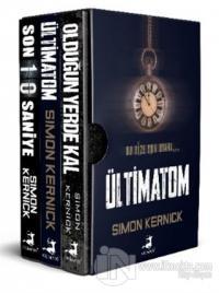 Simon Kernick Seti - Hayatta Kal (3 Kitap Takım) Simon Kernick
