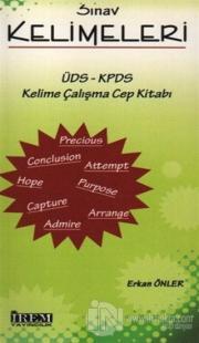 Sınav Kelimeleri (ÜDS-KPDS Kelime Çalışma Cep Kitabı)