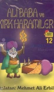 Sincap Kardeş Masal Dizisi 12 Ali Baba ve Kırk Haramiler