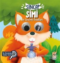 Sincap Simi ve Sevimli Dostları - Bu Kocaman Gözler Kimin? 3 (Ciltli)