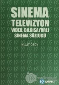 Sinema, Televizyon, Video, Bilgisayarlı Sinema Sözlüğü (Ciltli)