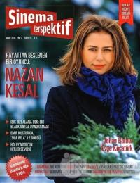 Sinema Terspektif Dergisi Sayı: 15 Mart 2016