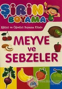 Şirin Boyama - Eğitici ve Öğretici Boyama Kitabı (10 Kitap Takım)