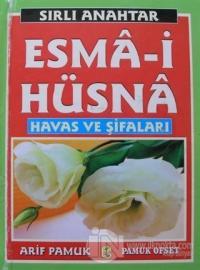 Sırlı Anahtar Esma-i Hüsna (Dua-141) (Ciltli)