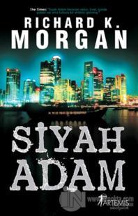 Siyah Adam Richard Morgan