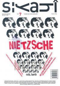 Siyahi Sayı: 7 İki Aylık Kültür DergisiNietzsche Özel Sayısı