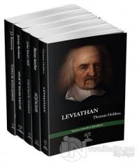 Siyaset Felsefesi Klasikleri (5 Kitap Takım)
