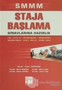 SMMM Staja Başlama Sınavlarına Hazırlık (Ciltli)