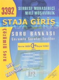 SMMM Staja Giriş Soru Bankası Çözümlü Sorular-Testler (3392 Çözümlü Soru)
