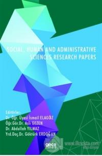 Social, Human and Administrative Sciences Research Papers
