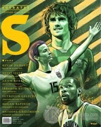 Socrates - Düşünen Spor Dergisi Sayı: 53 Ağustos 2019