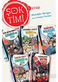 Şok Timi Seti (5 Kitap Takım)