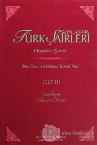 Son Asır Türk Şairleri - Cilt 3 (Ciltli)