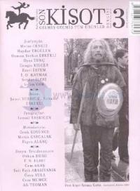 Son Kişot Sayı: 3Gelmiş Geçmiş Tüm Ürünler DergisiMart - Nisan 2003