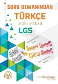Soru Uzmanından LGS Türkçe Soru Bankası