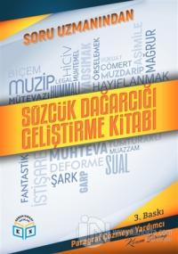 Soru Uzmanından Sözcük Dağarcığı Geliştirme Kitabı