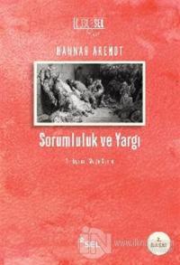 Sorumluluk ve Yargı %20 indirimli Hannah Arendt