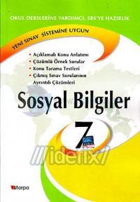 7.Sınıf Kitapları Sosyal Bilgiler 7