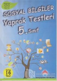 Sosyal Bilgiler Yaprak Testleri 5. Sınıf
