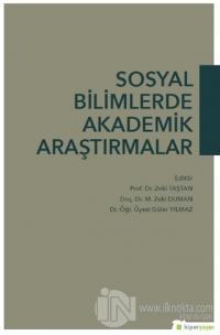 Sosyal Bilimlerde Akademik Araştırmalar