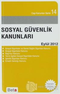 Sosyal Güvenlik Kanunları - Eylül 2012