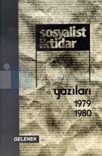 Sosyalist İktidar Yazıları1979-1980