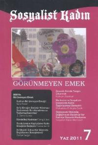 Sosyalist Kadın Dergisi Sayı: 7 %10 indirimli Kolektif