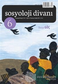 Sosyoloji Divanı Sayı : 6 Temmuz-Aralık 2015