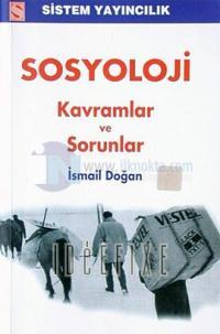 Sosyoloji - Kavramlar ve Sorunlar