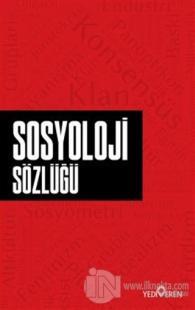 Sosyoloji Sözlüğü Ahmet Murat Seyrek