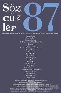 Sözcükler Dergisi 87. Sayı Eylül - Ekim 2020
