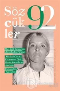 Sözcükler Dergisi Sayı: 92 Temmuz - Ağustos 2021