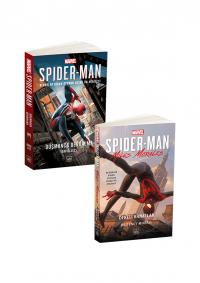 İthaki Spiderman 2 Kitap Takım