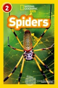 Spiders (Readers 2) %18 indirimli Laura Marsh