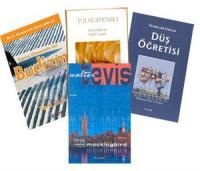 Spiritüalizm Dizisi 3 Kitap Takım P. D. Ouspensky