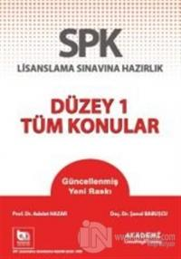 SPK Lisanslama Sınavına Hazırlık Düzey 1 - Tüm Konular