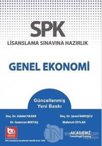 SPK Lisanslama Sınavına Hazırlık Genel Ekonomi
