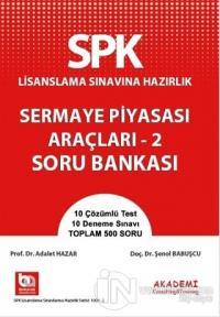 SPK Yeni Adıyla SPF Lisanslama Sınavına Hazırlık Düzey 2 - 3, Türev Se