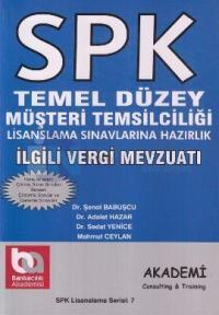 SPK Temel Düzey Müşteri Temsilciliği Lisanslama Sınavlarına Hazırlık (6 Kitap Takım)